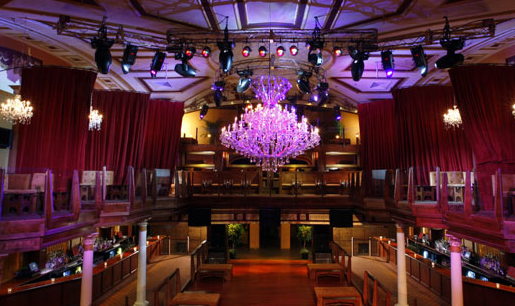 opera nightclub is one of the hottest places in atlanta with its elegant greek columns luminescent chandeliers and three tier balcony youll feel like