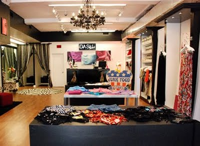 DASH Miami: Reality celebs Kardashians boutique on South Beach