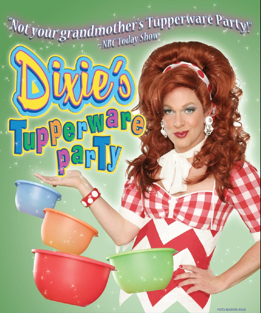 Dixie-Tupperware