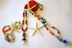 Swimwear That S Pretty Much Useable Year Round Colorful And Custom Made Jewelry The Kind Of Light Feminine Clothes By Local Designer Ramona La Rue