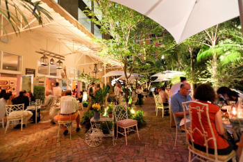 Peacock Garden Cafe