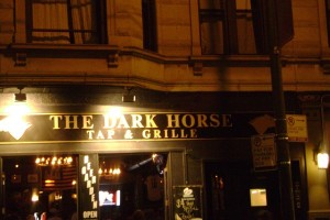 Dark Horse Tap at 3443 N. Sheffield