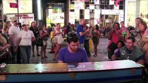 Pop Up Pianos