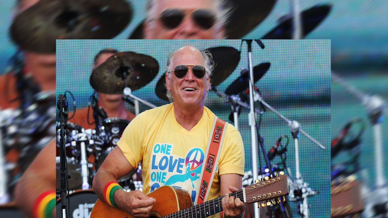 Jimmy Buffett 8.15.17